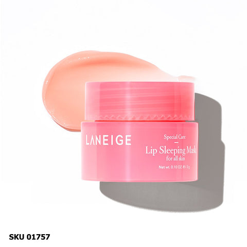 Laneige, Lip Sleeping Mask, Berry, 3 g