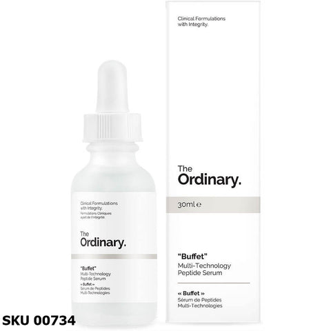 Buffet 30ml THE ORDINARY