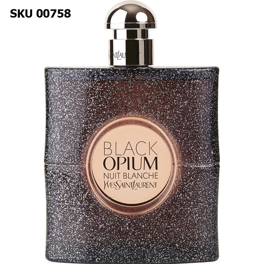 Parfum Black Opium La Nuit Blanche YVES SAINT LAURENT 90ml