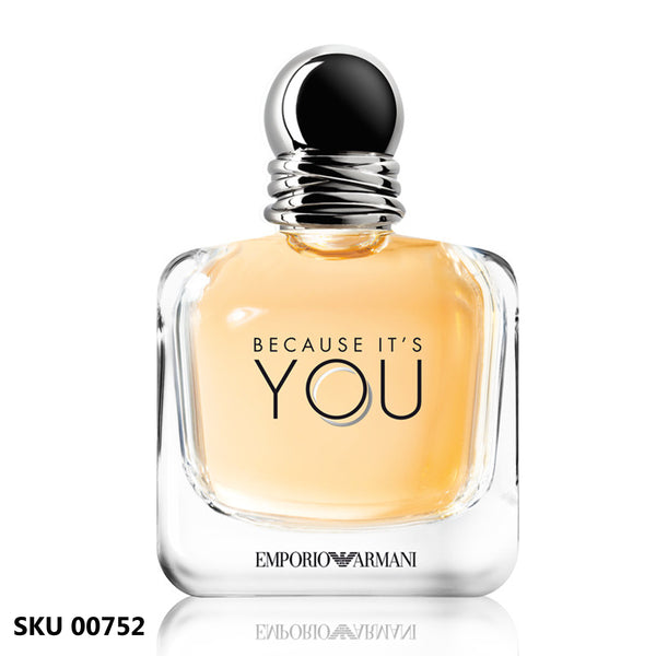 Parfum Because It's You EMPORIO ARMANI 100ml