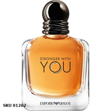Parfum Stronger With You EMPORIO ARMANI Homme 100ml