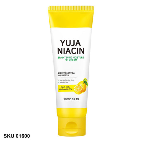 Some By Mi, Crème hydratante Yuja Niacin Brightening (100 ml)
