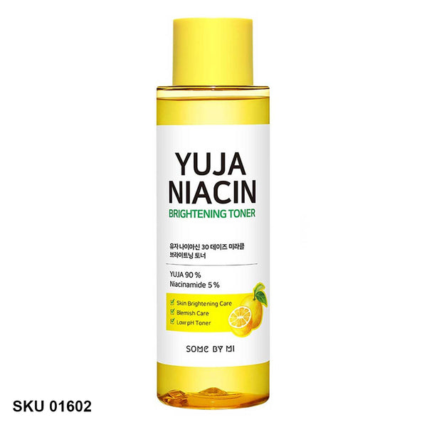 Some By Mi, Toner Éclaircissant Yuja Niacin Brightening (150 ml)