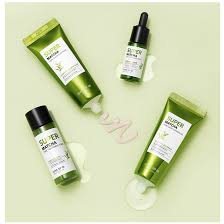 Some By Mi, Super Matcha Pore Tightening starter kit, 4 pièces