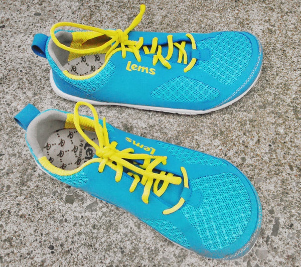 Lems Primal 2 Teal Run Forefoot Review