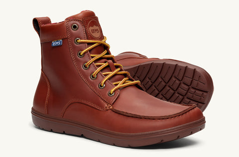 Men's Boulder Boot Leather