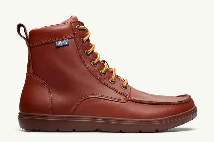 Women's Boulder Boot Leather - Russet
