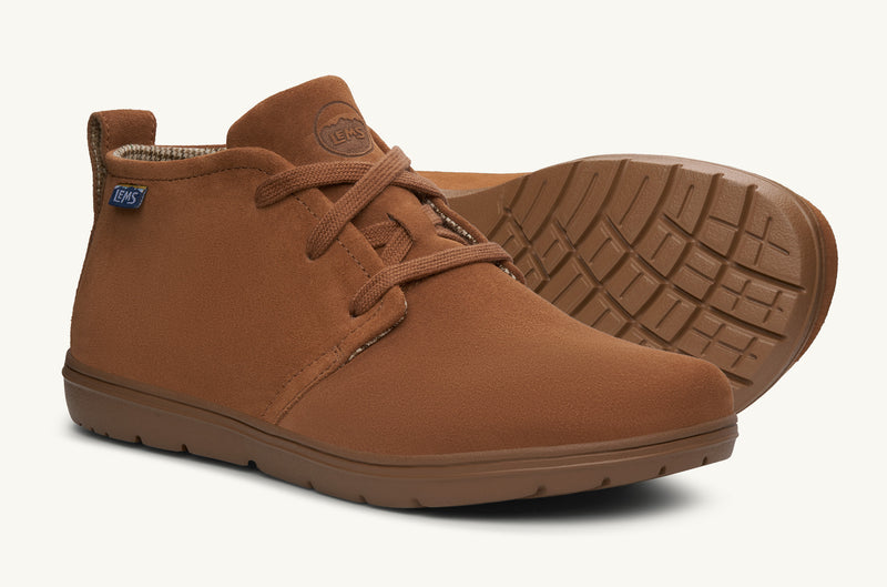 Men's Chukka Suede