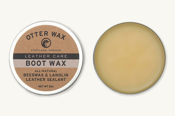 Otter Wax Boot Wax