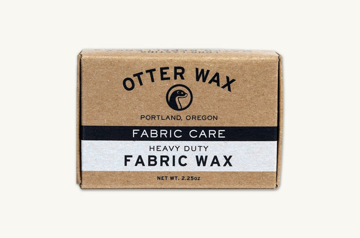 Otter Wax Fabric Wax Bar