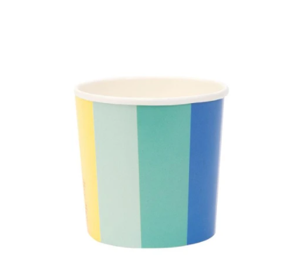Color Wheel Tumbler Cup
