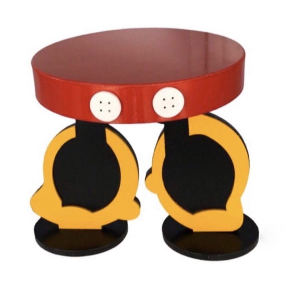 Minnie Mouse Shoes Tabletop Stand- For Rent