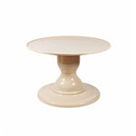 Nude Mosaic Cake Holders - For Rent