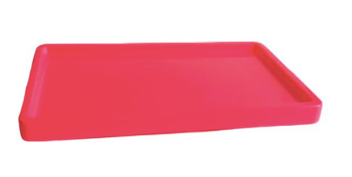 NEON Pink Tray Display