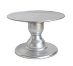 Silver 9' Round Plate Small cake stand (135/220)