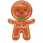 Giant Gingerbread Man Supershape