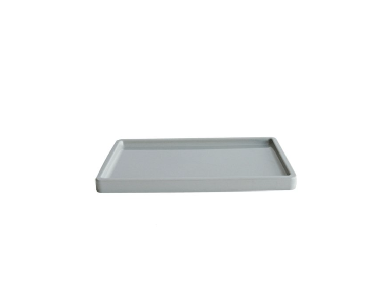 Gray Tray Display