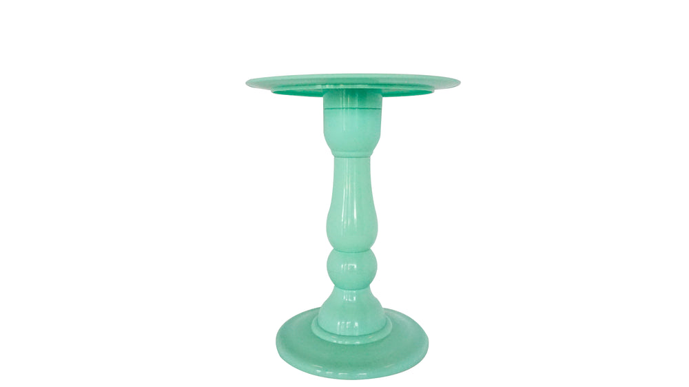 "Mint Green 9"" Round Plate Cake Stand (280/220)"