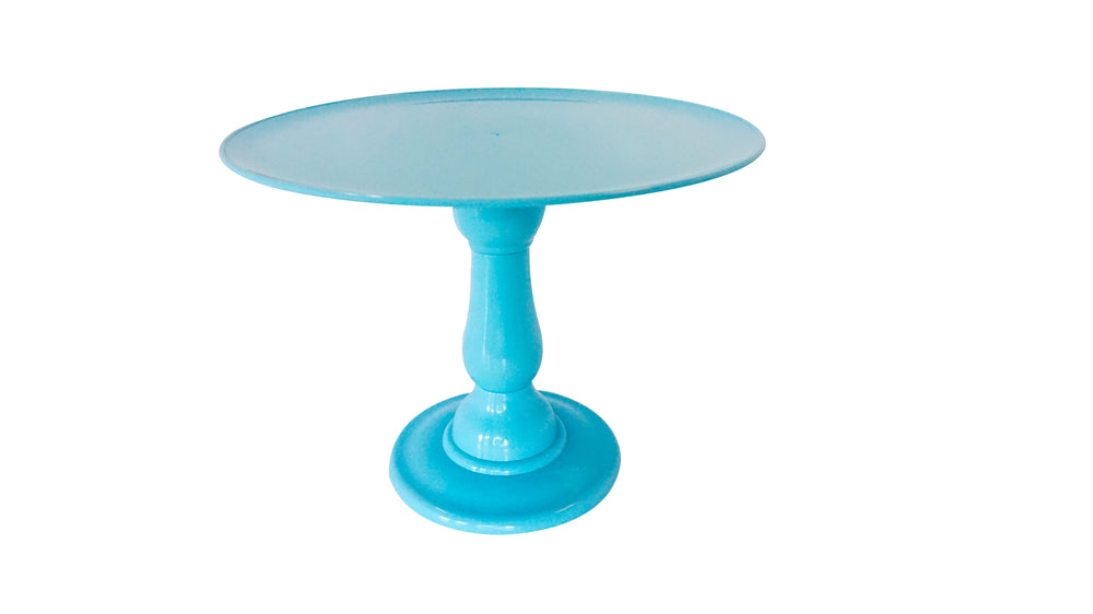 "Blue Sky Tall Stand with 12"" Round Plate (235/320)"