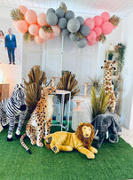 Safari Animal Prop Collection - For Rent