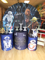 Star Wars Premium Cylinder Covers - For Rent