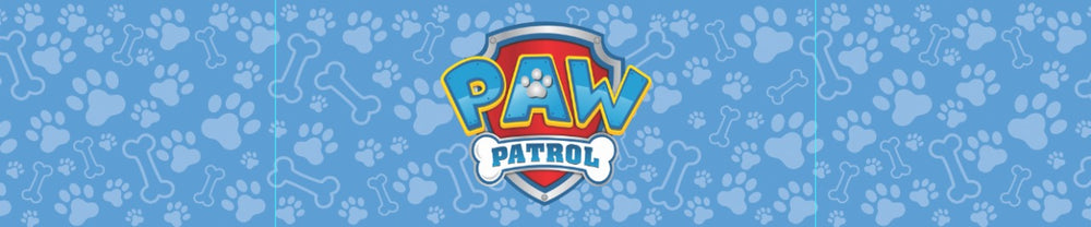 Paw Patrol Rectangular 6ft Table Front and Side Cover - FOR RENT