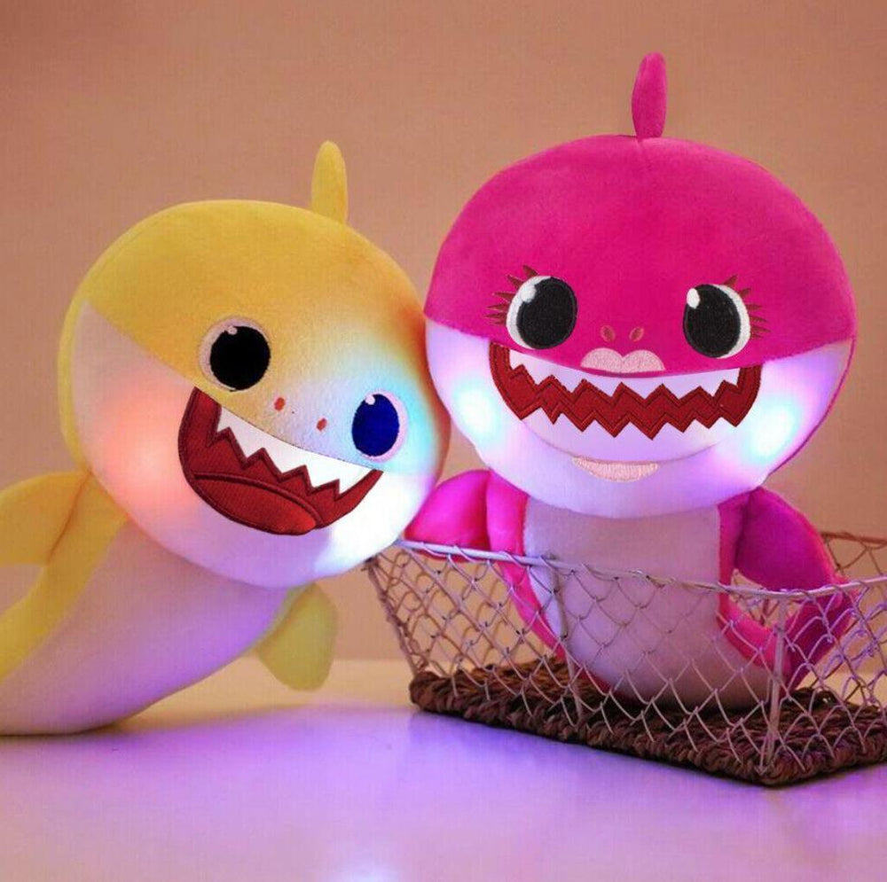 Baby Shark Singing Plush Toy - For Rent