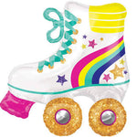 Retro Roller Skate Supershape