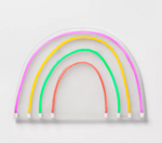 LED Neon Rainbow Sign - For Rent
