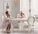 French Empire Extension Kids Play Table - For Rent