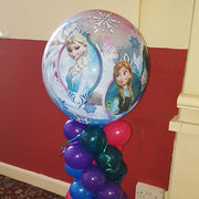 "Globos 22"" Burbuja Qualatex"