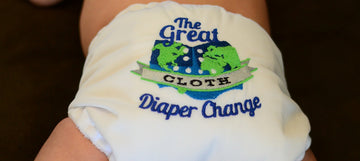 Cloth Diaper Advocacy Week: Environmental Benefits of Cloth Diapers