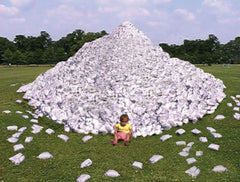 Pile of Diapers