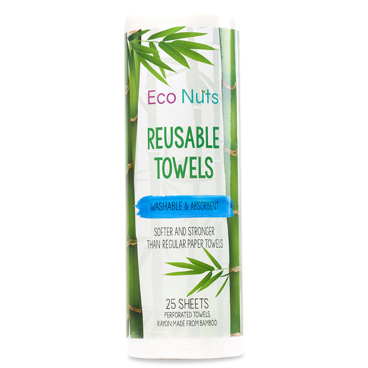 Eco Nuts Bamboo Paper Towels