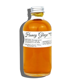 Honey Glaze Massage Oil