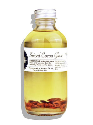 Spiced Cocoa Glaze Massage Oil