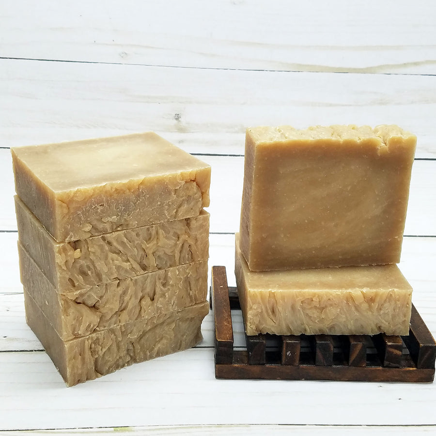 Brown Sugar and Fig Handmade Soap