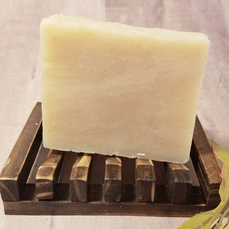 Unscented Pure Shea Handmade Soap