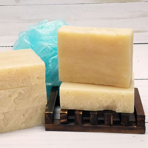 Basil, Lime and Rosemary Handmade Soap