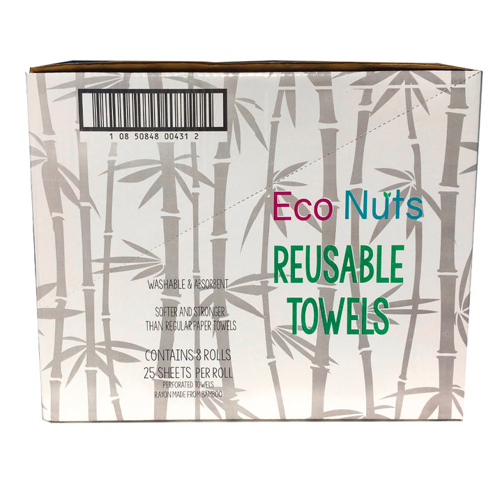 Case of 8 Bamboo Towels
