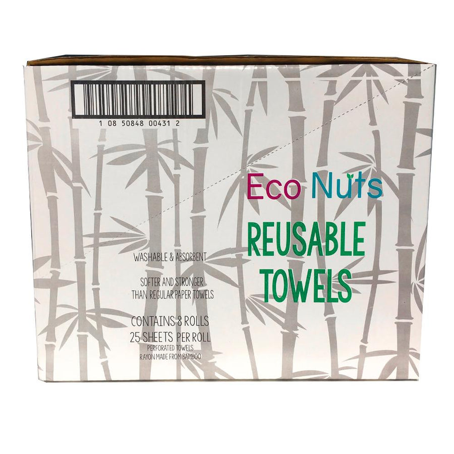 Donate: 2 Cases of Bamboo Towels
