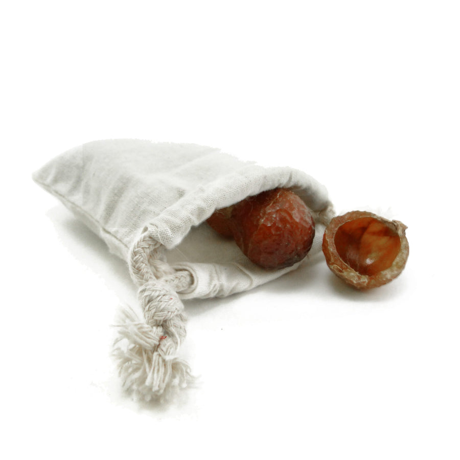 Extra Soap Nuts Wash Bag