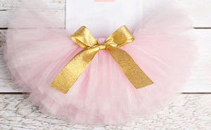 "Baby Girls ""1st"" Tutu Set"