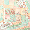 "A Happy Easter ~ ""Full 6 Sheets"" Sticker Kit"
