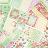 "The Flowers of Tomorrow ~ ""Full 6 Sheets"" Sticker Kit"