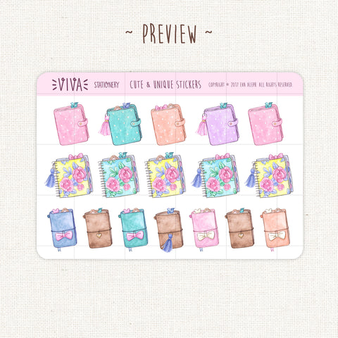 Planner Collection Decorative Stickers