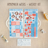 Bon Voyage Vivianne ~ Hobonichi Weeks Kit for Planners