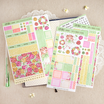 We're participating in the Spring Epic Planner Sale! March 1-3