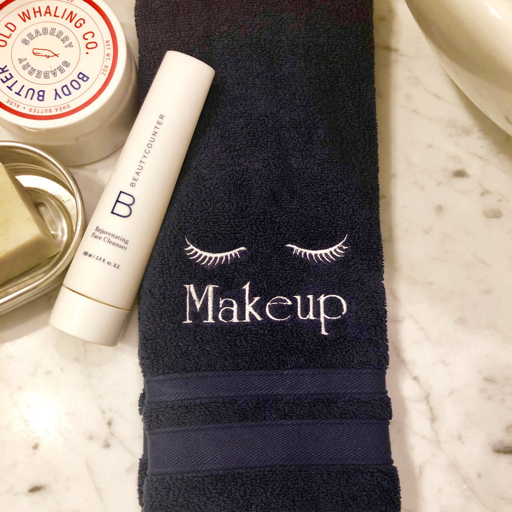 MAKEUP TOWEL