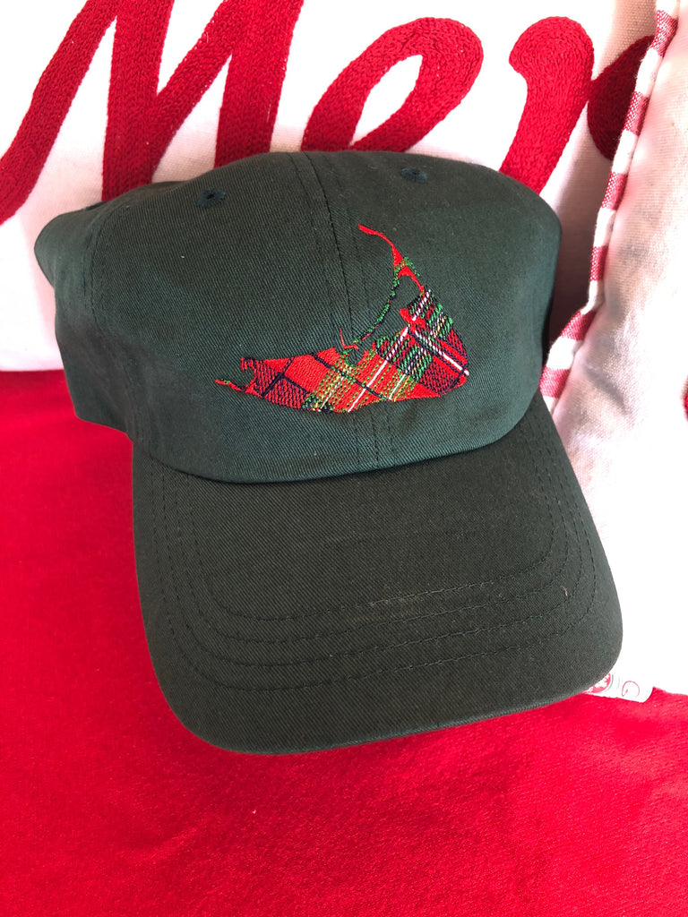 Madras Nantucket Cap